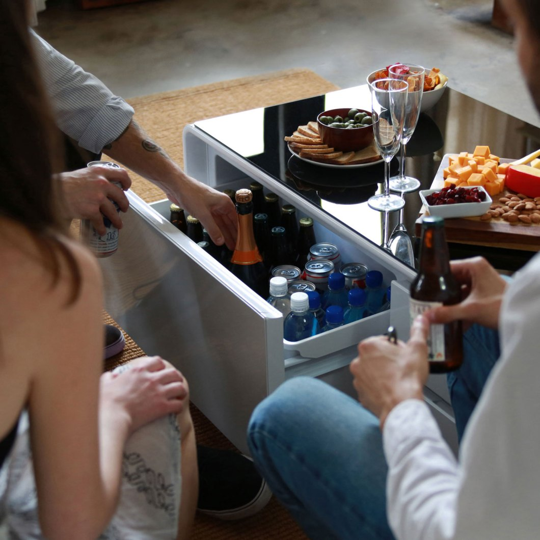 Sobro Smart Coffee Table Is The Coolest Ever Made