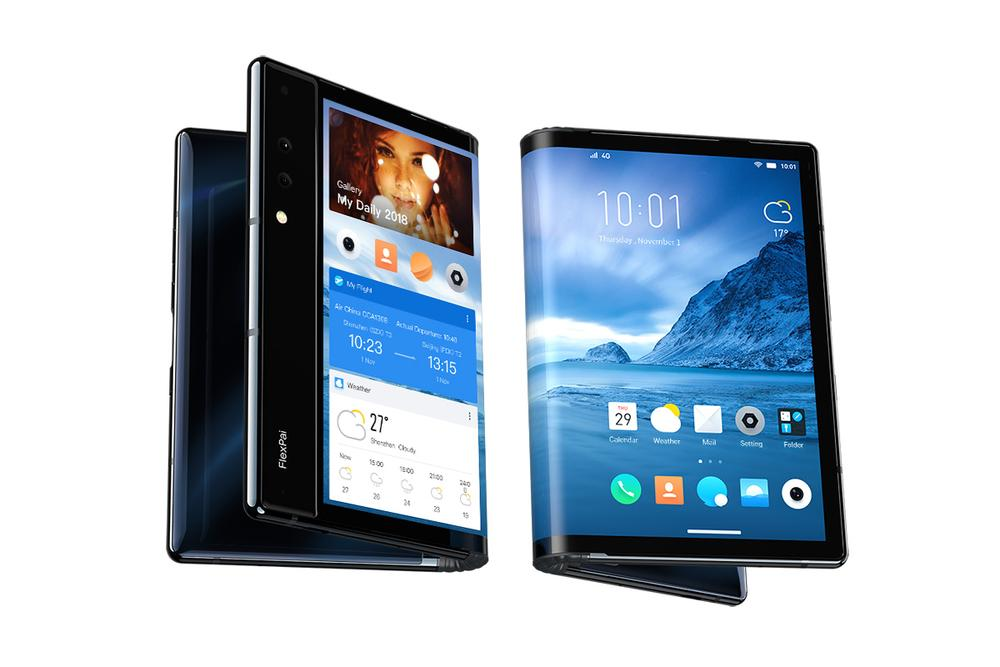 Have $1300 to Spend on A Folding Smartphone?