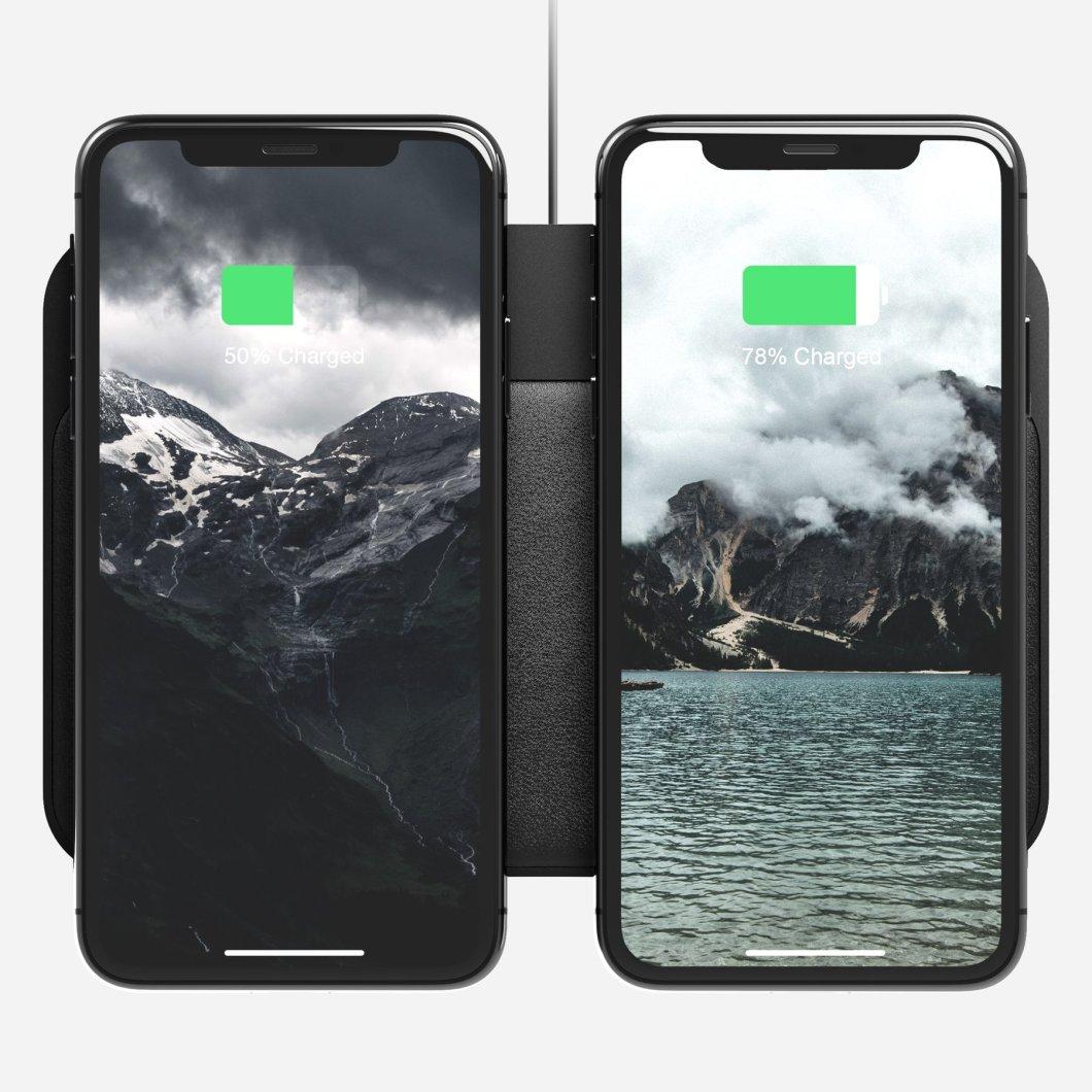 Nomad Base Station Hub: Charge Multiple Phones. Wirelessly.