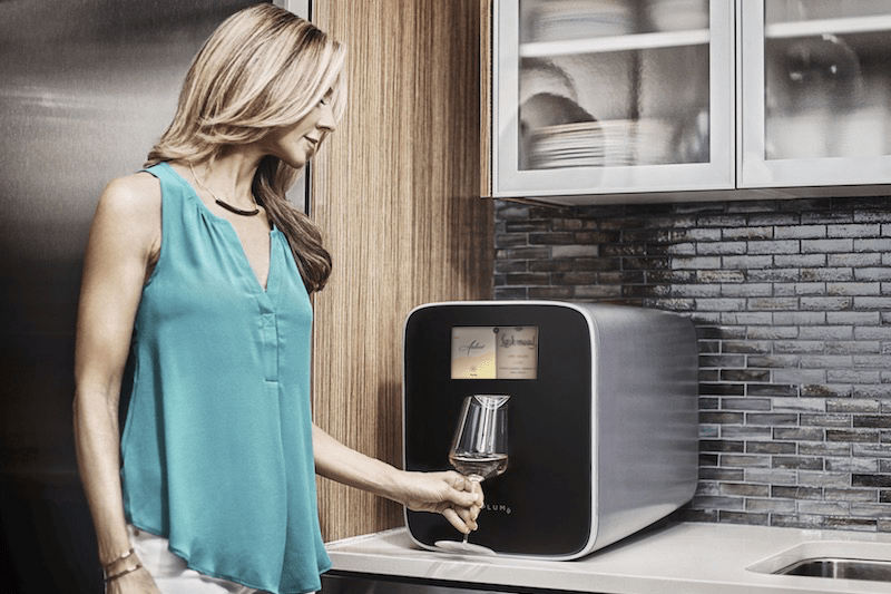 The Plum Wine Preserver Keeps Your Wine Fresh For Quite Some Time