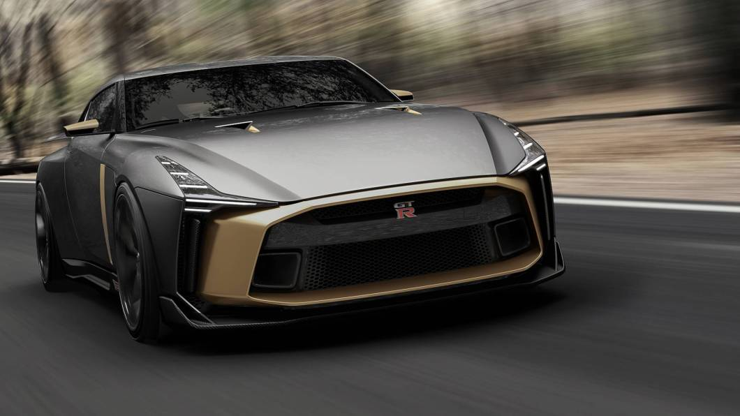 Check Out Nissan's New Million Dollar Supercar – The GT-R50