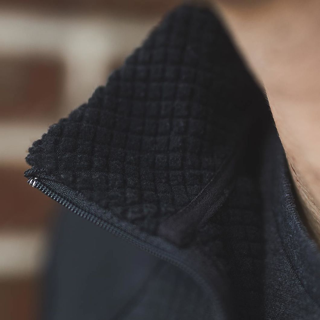 GoRuck Has A New Fleece: Grid Fleece Half-Zip