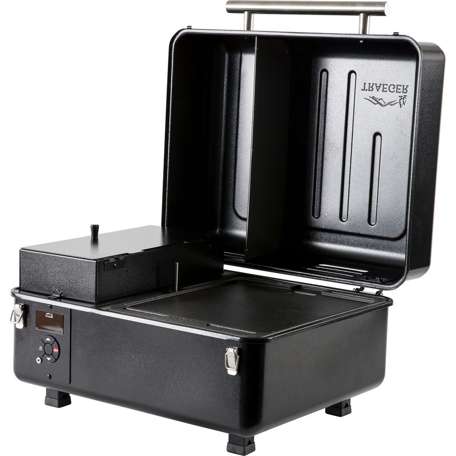 Traeger Has A Portable Pellet Grill For Camping: The Traeger Ranger
