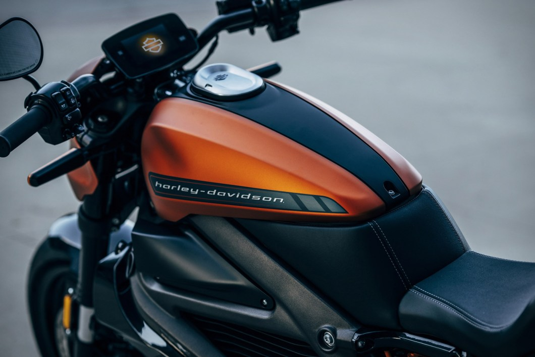 Harley-Davidson's LiveWire Electric Motorcycle Is Finally Here