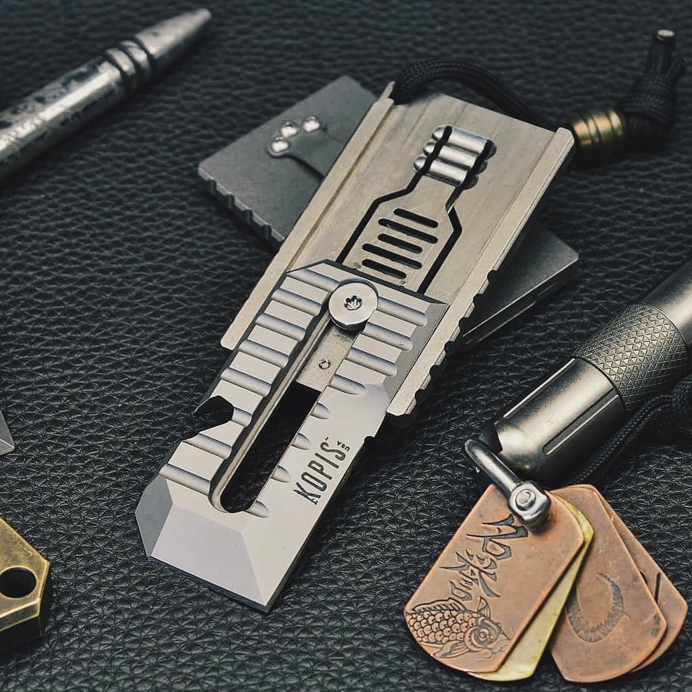 The Kopis STK LT is One of the Coolest MultiTools We've Ever Seen