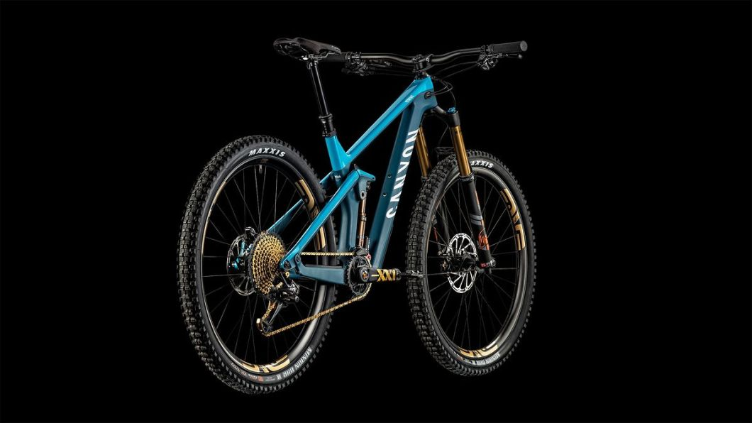 The Canyon Strive '29 Converts From Downhill To XC