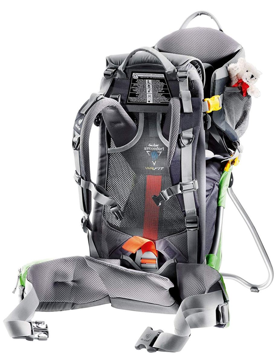 Bring the Whole Family: Deuter Kid Comfort Air
