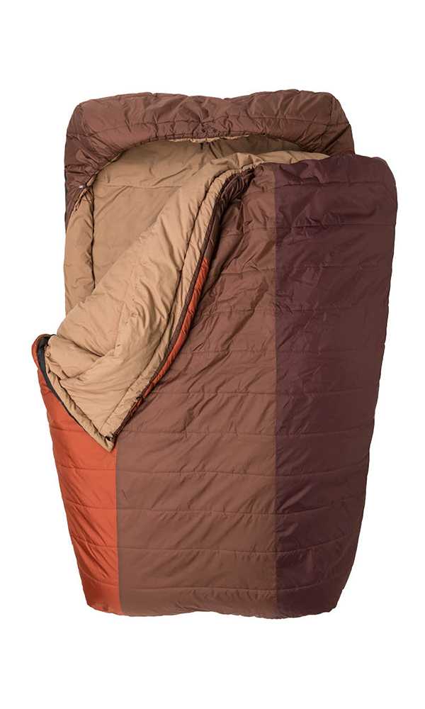 Want a Double Sleeping Bag? You're In Luck: Big Agnes Dream Island