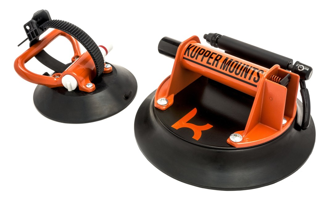 Suction Cup Bike Racks? Try The Kupper Mounts