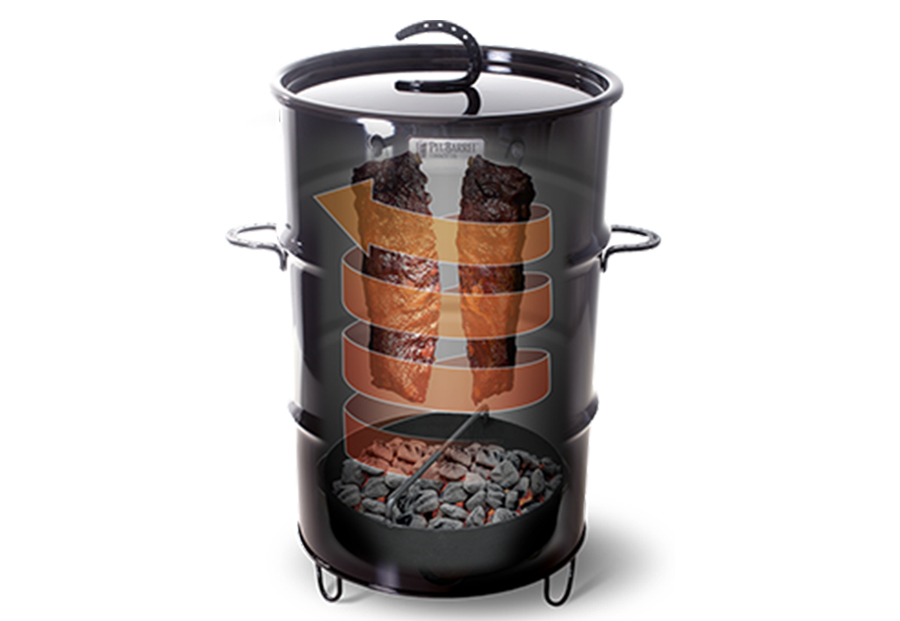 Want to Get Into Smoking? Stick The Pit Barrel Cooker On Your Patio