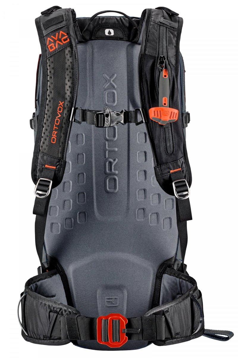 The Best Avalanche Bag (Avy Bag) For Snowmobilers