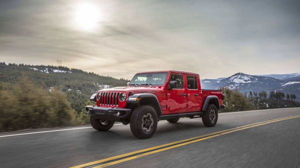 The 2020 Jeep Gladiator is Coming: Offroad Pickup Built on Classic Wrangler.