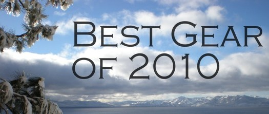 Top 10 List of the Year's Best Gear