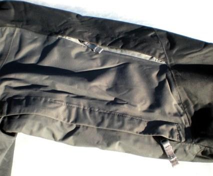 Spilway Sleeve Pocket and Zip