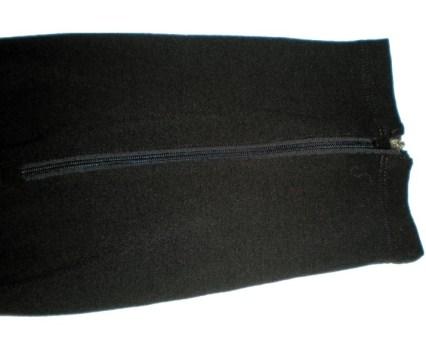 Boston Pant Zipper