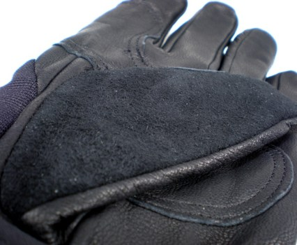 Spring Glove Suede Thumb