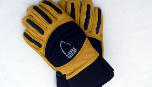 Sierra Designs Transporter Glove Review