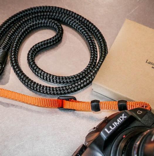 Lance Camera Strap