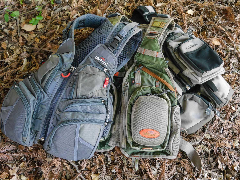 Fly Fishing Pack Vest