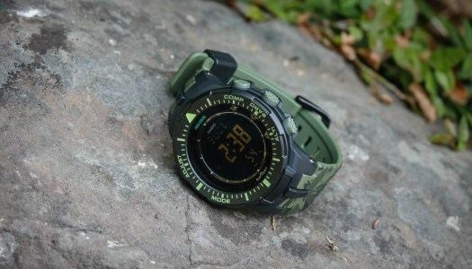 Casio PRG300CM ABC Watch Review