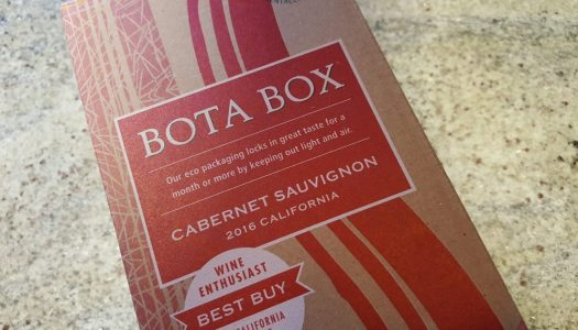 Bota Box Cabernet Review