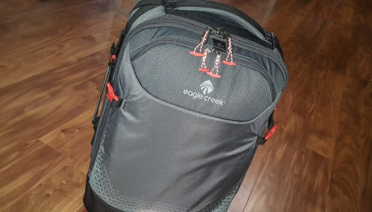 Eagle Creek Expanse Convertible International Carry-On Review