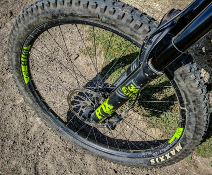 Trigger Maxxis Tires