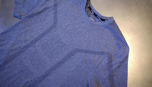 Saucony Seamless Body Mapped T-shirt Review