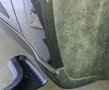 Splash Guard - Front Wheel Well