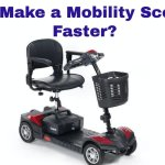 mobility scooter speed increase