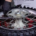 Change Dirt Bike Tire
