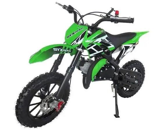 Syx Moto Holeshot 50cc Dirt Bike