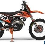 dirt bike VIN