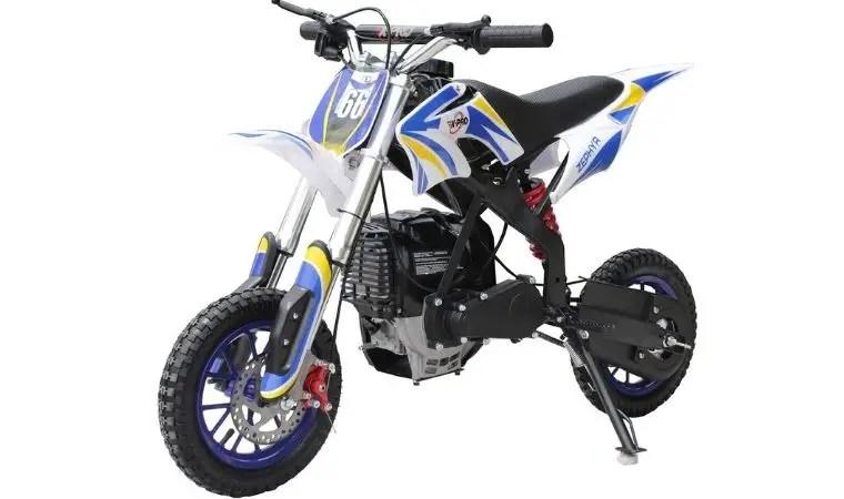 x pro dirt bike review