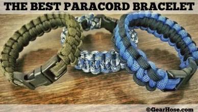 best paracord bracelet