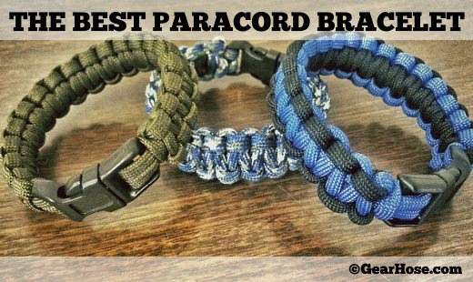 best paracord bracelet