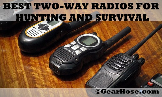 best two-way radios for camping and survival