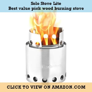 Solo Stove Lite - Best Value pick wood-burning stove