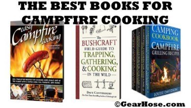 best campfire cooking books