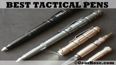 best tactical pens