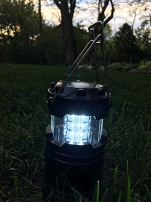 etekcity portable led lantern brightness control