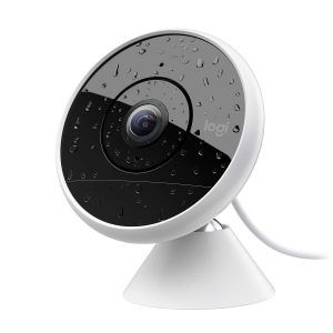 LOGI CIRCLE 2 WIRED Wired Home Security Camera