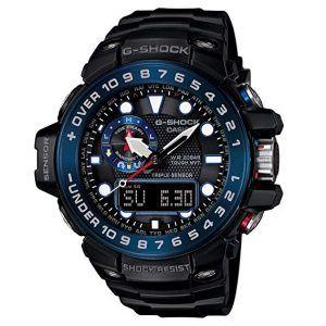 Casio Men's G-Shock GWN1000B Gulfmaster Watch