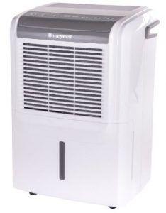 Honeywell DH50W 50 pint Energy Star Dehumidifier