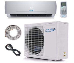 Air-Con Int. Mini Split Ductless Air Conditioner