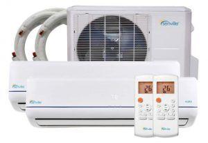 Dual Zone Split Air Conditioner