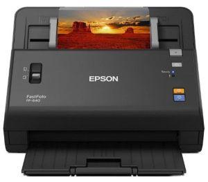 Epson FastFoto FF-640 High-Speed Photo Scanning