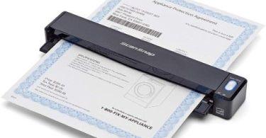 Best Portable Document Scanner