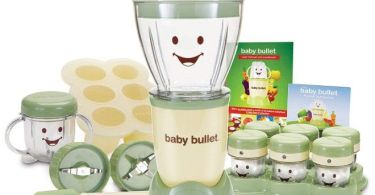 Best Homemade Baby Food Maker