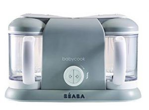 BEABA Babycook Plus 4 in 1 Steam Cooker